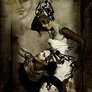 The Robber Bride Moon II by Bethalynne Bajema