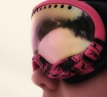Ski Goggles by Laura Sanders