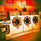 Holga Laundrette by redcow