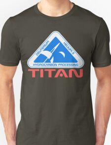 Titan Moon Unisex T-Shirt