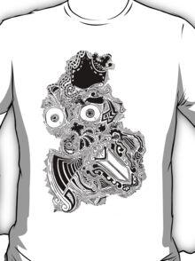 King owl the Thief (Dark) T-Shirt