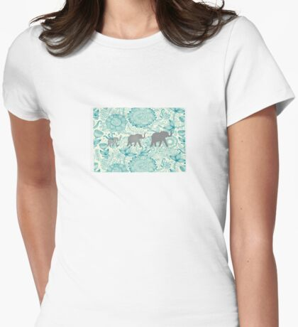 Becoming yourself Womens Fitted T-Shirt