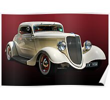 Hot Rod11 Poster