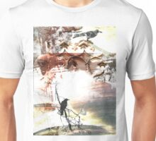 Middle of nothing Unisex T-Shirt