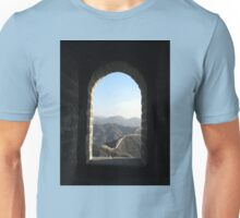 Great Wall, China Unisex T-Shirt