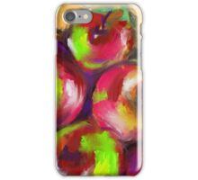 Dappled Apples iPhone Case/Skin