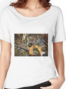 Tread Carefully in the Rainforest Women's Relaxed Fit T-Shirt