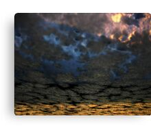 water colours! Canvas Print