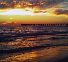 County Pier-panama city beach by Tgarlick