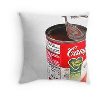 Ode To Warhol Throw Pillow