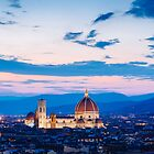 Florence, Italy by Melissa Fiene