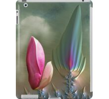 Mutant Magnolia iPad Case/Skin