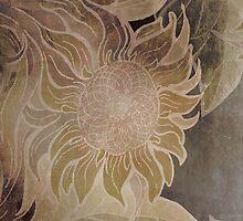 Messy Sunflowers by AlexKujawa