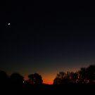 evening sky 3 by Tee Mezz