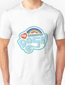 My Little Pony - Rainbow Dash Unisex T-Shirt