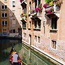 Venice, Italy by Melissa Fiene
