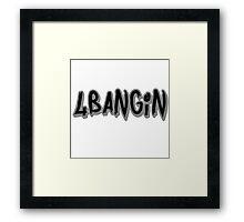 4 Bangnin Framed Print