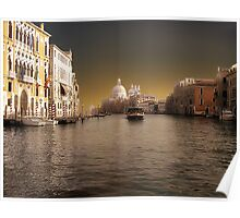 ⊱✿ ✿⊰⊹ VENICE BOAT RIDE-PILLOWS-TOTE BAG-JOURNAL-PICTURE ECT. ⊱✿ ✿⊰⊹ Poster