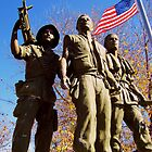 The Three Servicemen by shutterbug2010