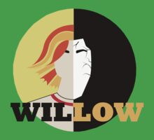 The Many Faces Of Willow One Piece - Short Sleeve