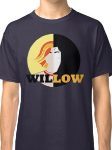 The Many Faces Of Willow Classic T-Shirt