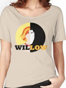 The Many Faces Of Willow Women's Relaxed Fit T-Shirt