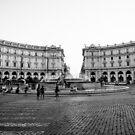 Rome, Italy by Melissa Fiene