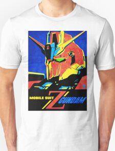 Zeta Gundam Unisex T-Shirt