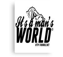 #IAMW Logo Canvas Print