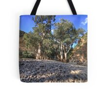 Rocky River Bed Tote Bag