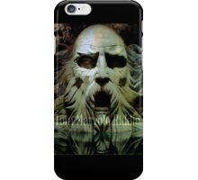Tom Marvolo Riddle iPhone Case/Skin