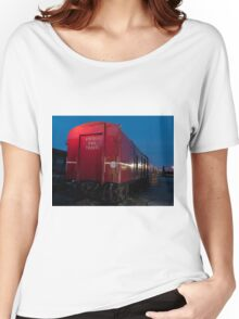 0828 Vintage Rail Women's Relaxed Fit T-Shirt