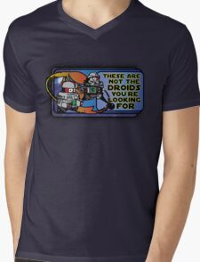 Star Wars - These Are Not The Droids You're Looking For Mens V-Neck T-Shirt