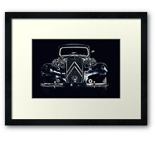 the legendary CV11 Framed Print