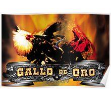 Gallo De Oro Poster