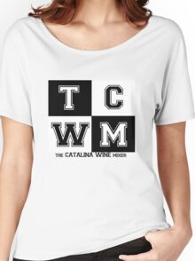 The Catalina Wine Mixer #2 - nineVOLT Band Collaboration Women's Relaxed Fit T-Shirt