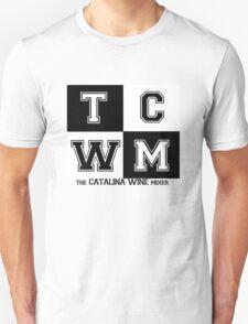 The Catalina Wine Mixer #2 - nineVOLT Band Collaboration Unisex T-Shirt