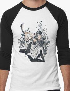 black butler Men's Baseball ¾ T-Shirt