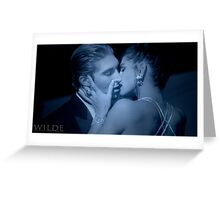 Passion Never Lies Greeting Card