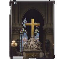 The Alter, Notre Dame iPad Case/Skin