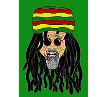 Rastafarian Photographic Print
