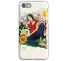 Eco Girl iPhone Case/Skin