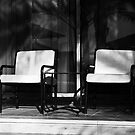 Two chairs by Andrey Kudinov