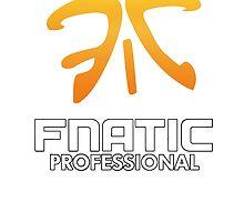 League of Legends Teams - Fnatic by BigDuo Store