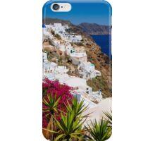 Santorini, Greek Islands iPhone Case/Skin