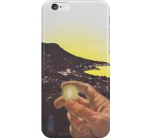 Bright Idea! (Bring the light) iPhone Case/Skin