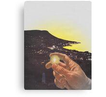 Bright Idea! (Bring the light) Canvas Print
