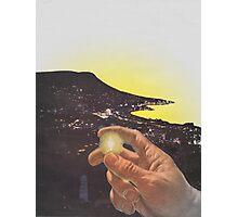 Bright Idea! (Bring the light) Photographic Print