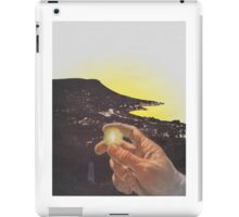 Bright Idea! (Bring the light) iPad Case/Skin