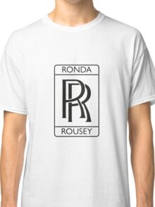 Ronda Rousey Classic T-Shirt